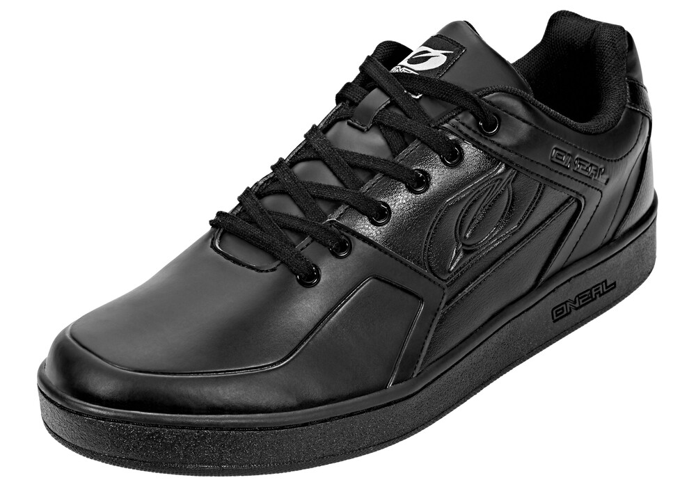 oneal pinned flat pedal shoes men black online kaufen. Black Bedroom Furniture Sets. Home Design Ideas